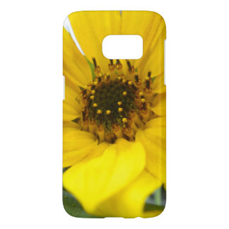 Tilted Sunflower Samsung Galaxy S7 Case