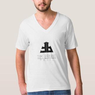 Tim Bryant Music V-Neck T-Shirt