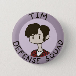 Tim Defense Squad Button