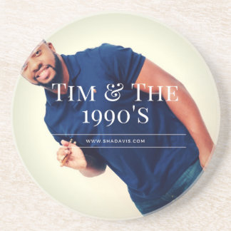 Tim Drummer Coaster