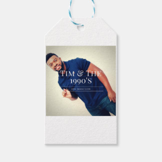 Tim Drummer Gift Tags