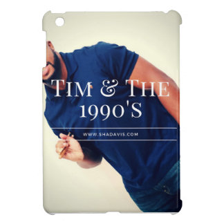 Tim Drummer iPad Mini Case