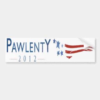 Tim Pawlenty 2012 T-PAW Bumper Sticker