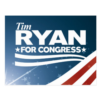 Tim Ryan Postcard