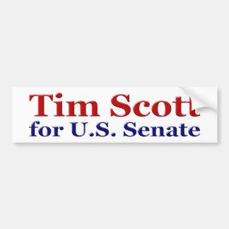 Tim Scott for Senate Bumper Sticker