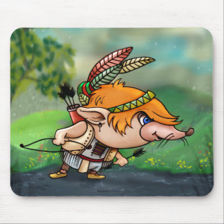 TIMATOTI CUTE CARTOON MOUSE PAD