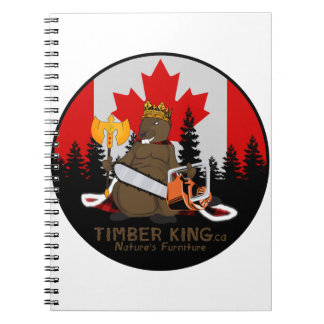 Timber King Log and Stone Furniture Notebook