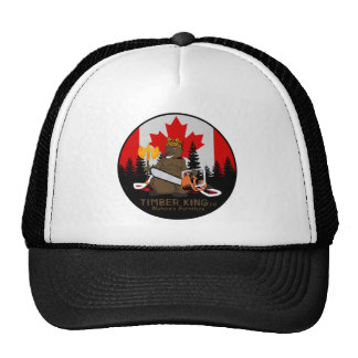 Timber King Log and Stone Furniture Trucker Hat