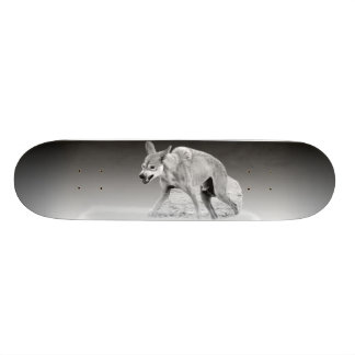 Timber Wolf Snarl Skateboards