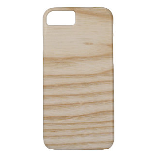 Timber Wood iPhone 7, Barely There iPhone 7 Case