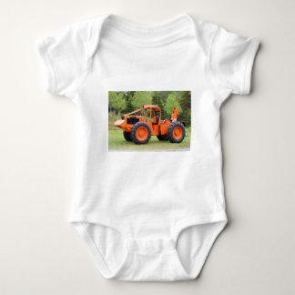 Timberjack Skidder Baby Bodysuit