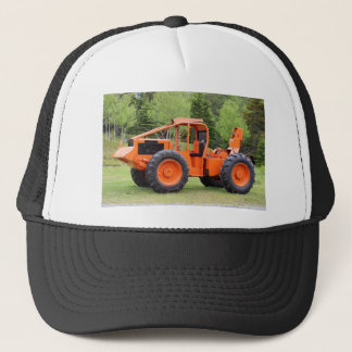 Timberjack Skidder Trucker Hat