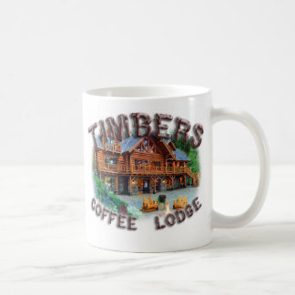 Timbers Coffee Lodge Coffee Mug