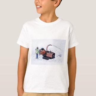 Timberwolf wood chipper T-Shirt