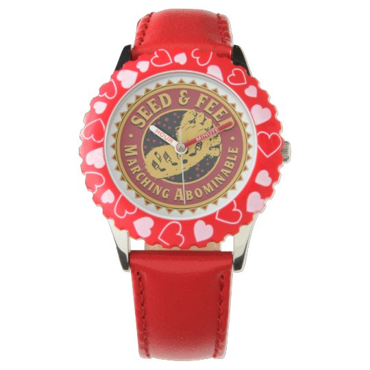 Time 2 Be Abominable Watches