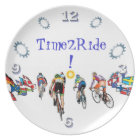 Time 2 Ride! Plate