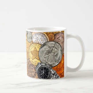Time and Money Coffee Mug