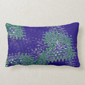 TIME AND SPACE MERGING IN THE FIFTH UNIVERSE LUMBAR PILLOW