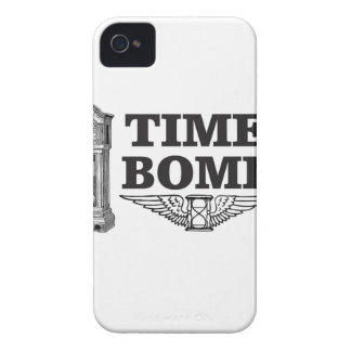 time bomb strikes Case-Mate iPhone 4 case