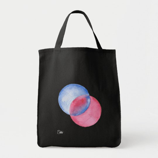 Time Bubbles : Tote Bag