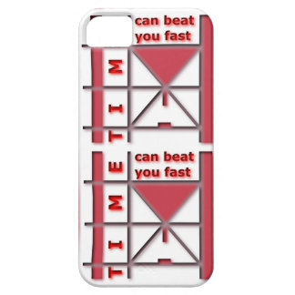 Time Can Beat You Fast iPhone 5 Case
