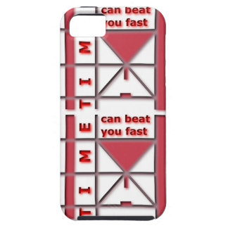 Time Can Beat You Fast iPhone 5 Cover