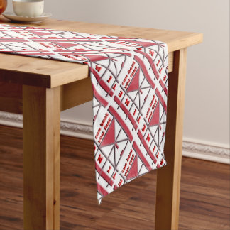 Time Can Beat You Fast Short Table Runner