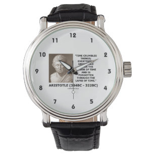 Old Quotes Wrist Watches Zazzle Ca