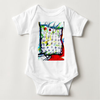Time Crystals and The Quantum Soup by Luminosity Baby Bodysuit