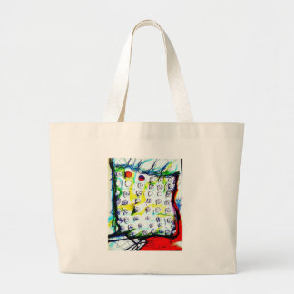 Time Crystals and The Quantum Soup by Luminosity Large Tote Bag