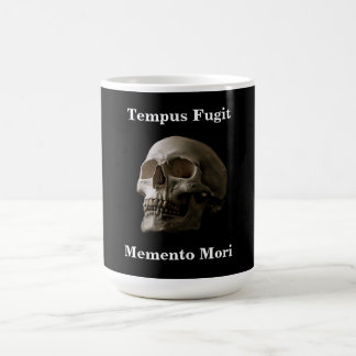 Time Flies, Remember Death Mug