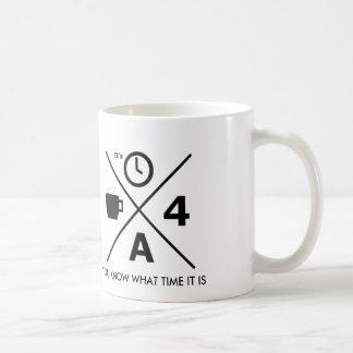 Time For A Coffee Coffee Mug