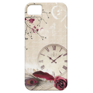 Time for Beauty iPhone 5 Case