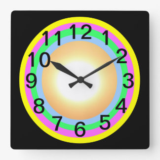 Time for Change! Wall Clock