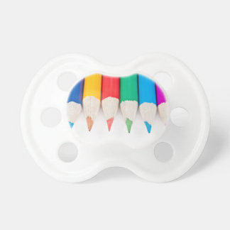 Time for creativity. baby pacifiers