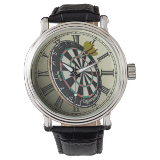 Time For Darts Wristwatches