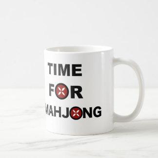 Time for Mahjong Coffee Mug