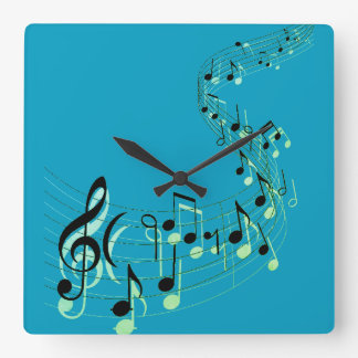 Time For Music Clock