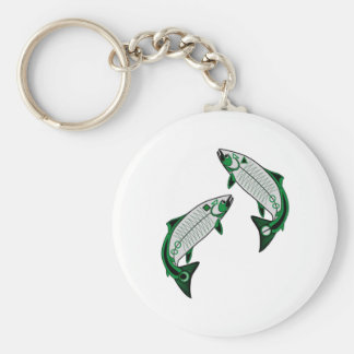 TIME FOR SCHOOL BASIC ROUND BUTTON KEYCHAIN