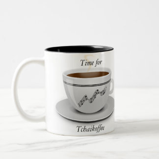 Time for Tchaikoffee Mug
