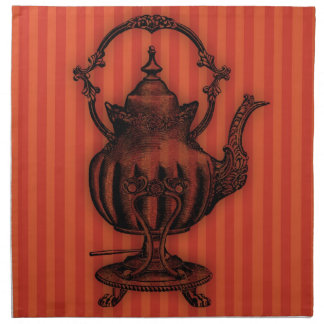 Time for Tea #1 Teapot Napkin