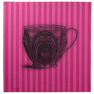 Time for Tea #2 Teacup Napkins