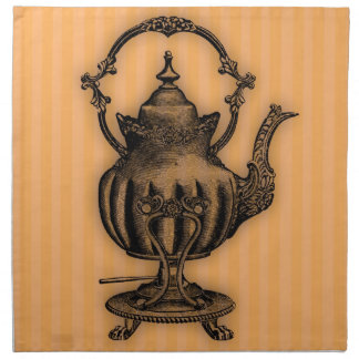 Time for Tea #7 Teapot Printed Napkin