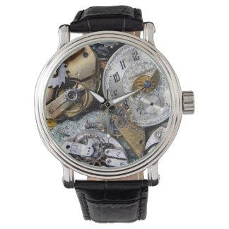 Time Gear Steampunk Victorian Vintage pocket watch