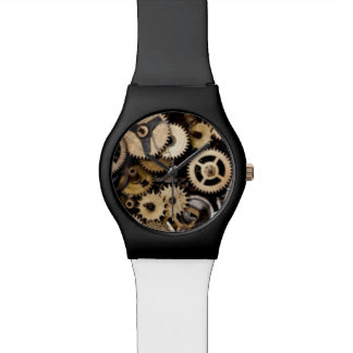 time gears wristwatches