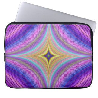 Time hole laptop sleeve