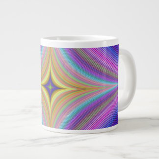 Time hole large coffee mug