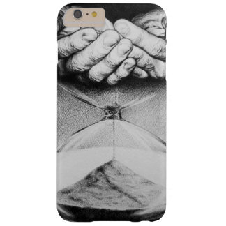 Time hourglass surreal drawing iPhone 6 plus case