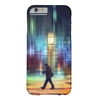 Time in a big city barely there iPhone 6 case