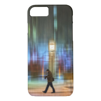 Time in a big city iPhone 8/7 case